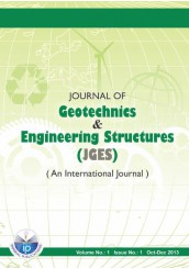 Journal of Geotechnics and Engineering Structures (JGES)
