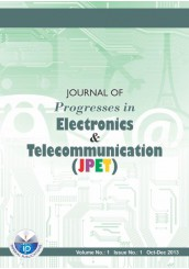 Journal of Progress in Electronics and Telecommunication